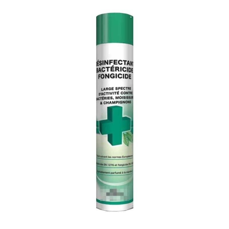Désinfectant bactéricide fongicide d'atmosphére